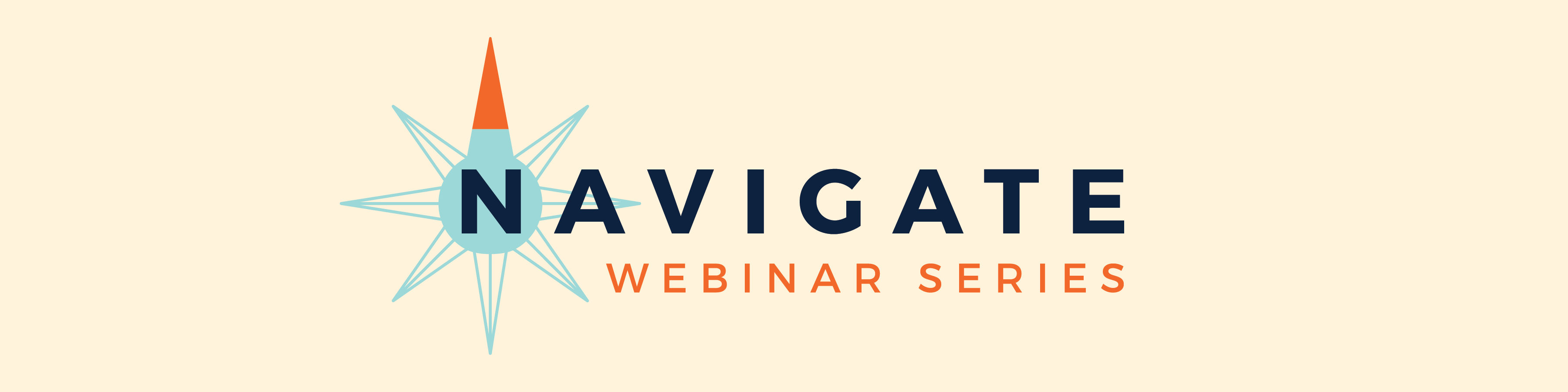 Navigate Webinar Series graphic