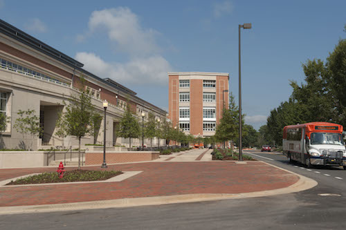 Auburn University Campus Recreation building