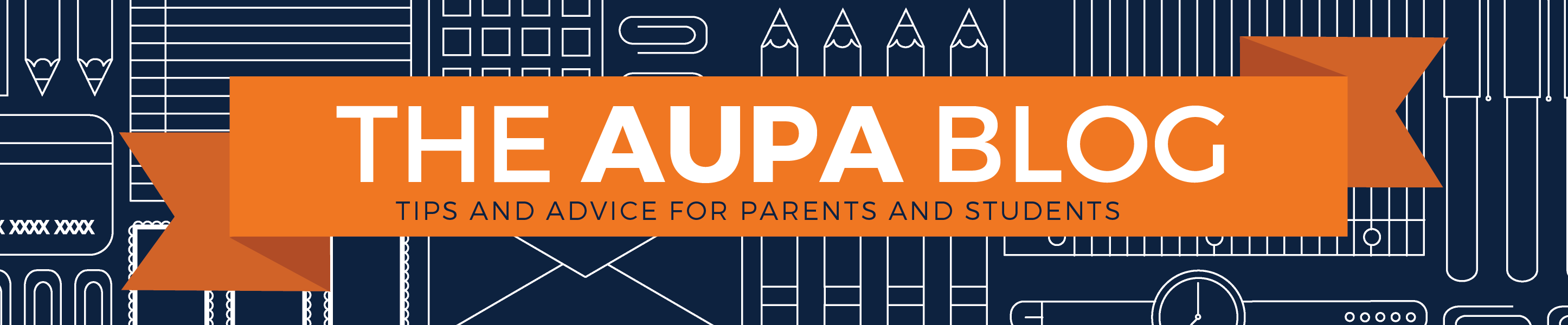 The AUPA blog graphic