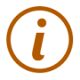 """i"" information icon inside circle"