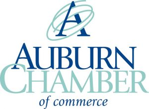 Auburn Chamber of Commerce Logo