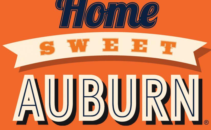 Home Sweet Auburn